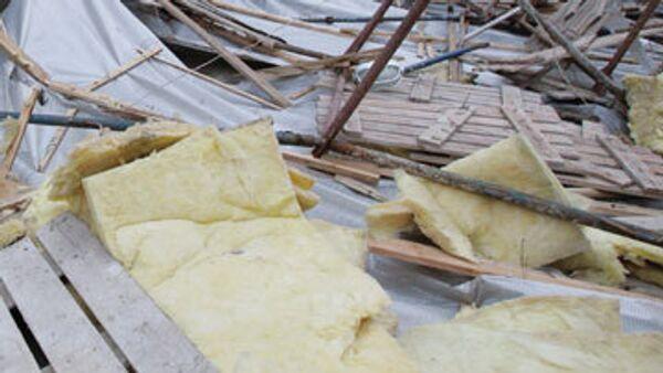 Спасатели извлекли тело женщины из-под завалов в Нижегородской области