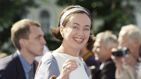 Актриса Гузеева. Архивное фото