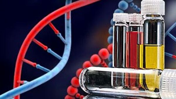 Генетические исследования. Архивное фото