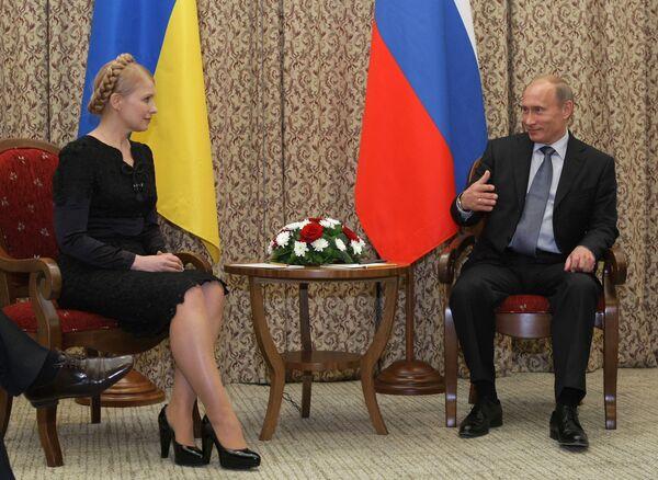 Путин: разногласия в Киеве делают решение газового вопроса невозможным