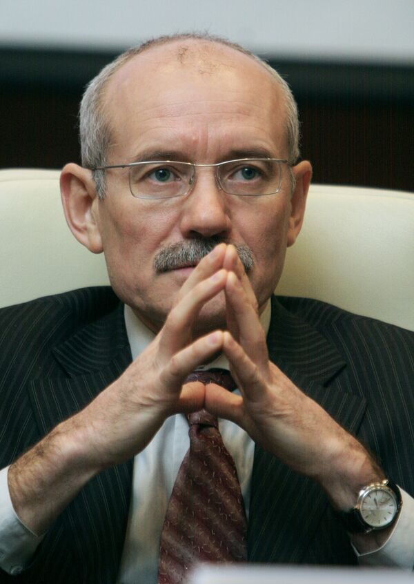 Хамитов освобожден от должности главы Росводресурсов