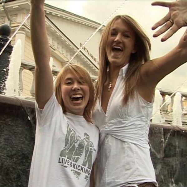 Мы поднимем на уши Москву – школьники отмечают Последний звонок