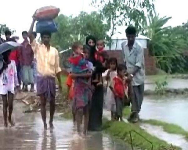 Катастрофические последствия тропического циклона Айла
