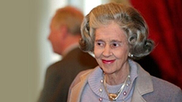 Бельгийская королева Фабиола