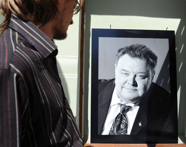 На 75-м году жизни скончался известный актер Вячеслав Невинный