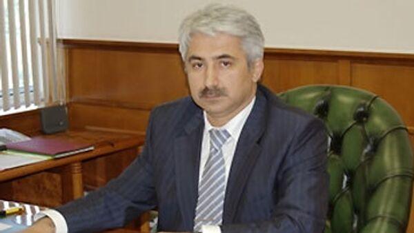 Гендиректор ГУП «Мосгаз» Гасан Гизбуллагович