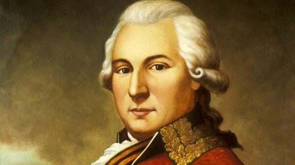 Портрет адмирала О.М.Дерибаса