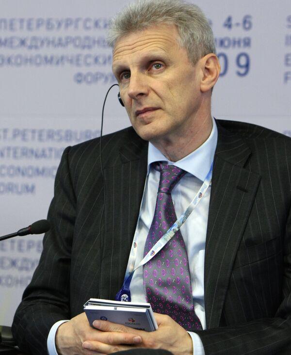 Министр образования РФ Андрей Фурсенко. Архив