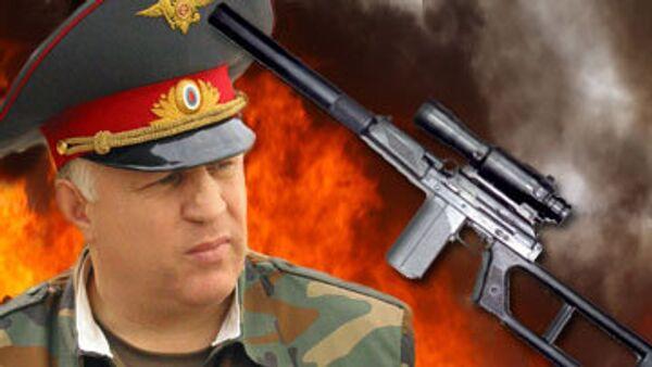 Убит глава МВД Дагестана Адильгерей Магомедтагиров.