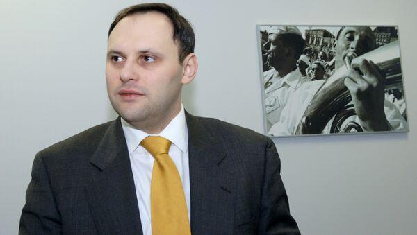 Владислав Каськив. Архивное фото