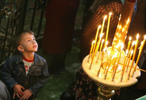 Молебны начинаются в храмах Камчатки в преддверии Дня знаний