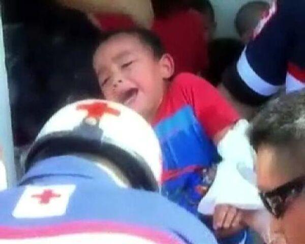 Дети погибли при пожаре в детском саду