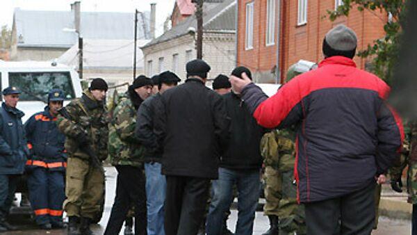 Террористы, собиравшиеся совершить самоподрывы, задержаны в Чечне