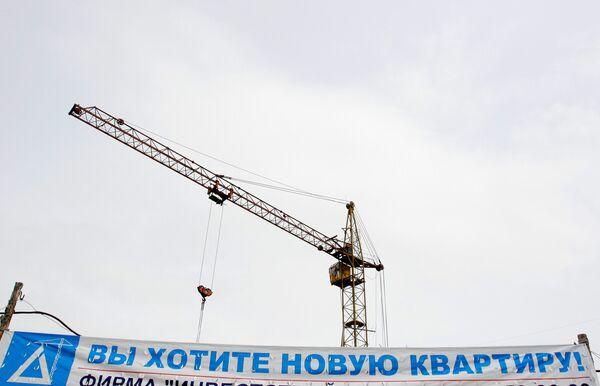 Освоение Черкизовского рынка под строительство может начаться  в 2010 году