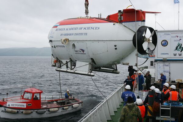 Второй этап научной экспедиции Миры на Байкале начался в поселке Листвянка Иркутской области
