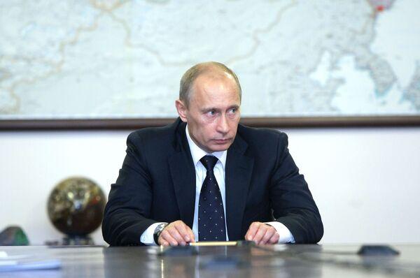 Покупка ВЭБом 100% акций Амурметалла не национализация - Путин