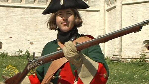 Фузеи – оружие, с которым русские одолели шведов в Полтавской битве