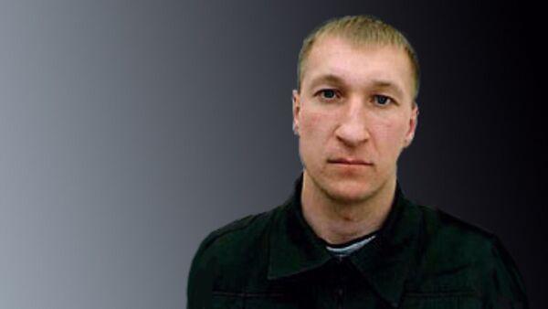 Подозреваемый в разбойном нападении на пермских инкассаторов Александр Шурман