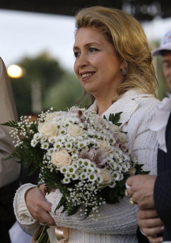 Супруга президента РФ Светлана Медведева