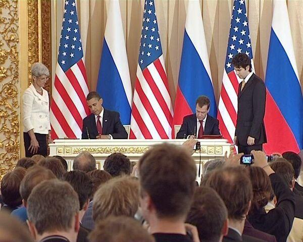 Медведев и Обама перезагрузили сокращение вооружений