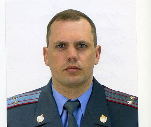 Убитый в Ростве-на-Дону нижегородский  милиционер Чудаков