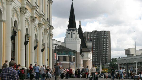 Общественность продолжит борьбу за возвращение Николаевского вокзала