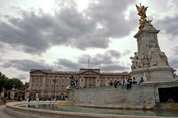 Букингемский дворец. Архив