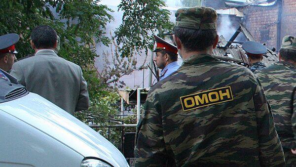 В Дагестане обстрелян милицейский пост, погиб сотрудник ДПС