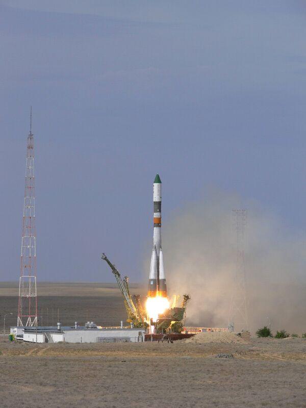 Запуск грузового корабля Прогресс перенесен на 2010 год