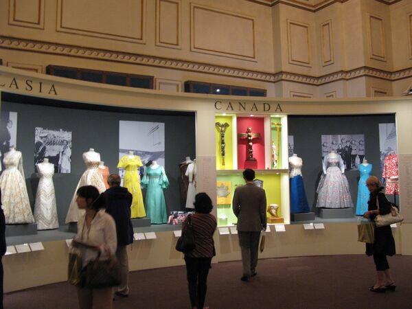 Выставка в Букингемском дворце. Архив