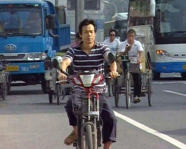 Электровелосипед: китайское решение проблемы дорожных пробок