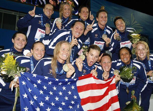Женская сборная США по водному поло