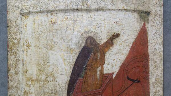 Выставка Шедевры русской иконописи XIV – XVI веков
