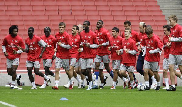 Арсенал Аршавина переиграл Халл Сити в чемпионате Англии