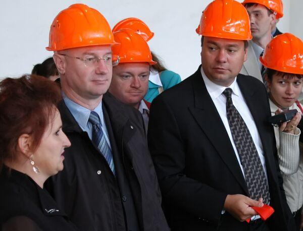 Гендиректор ЗАО Вермикульт Вадим Бровцев