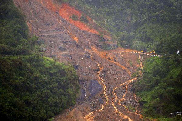 Тайфун Моракот унес жизни более 500 тайваньцев