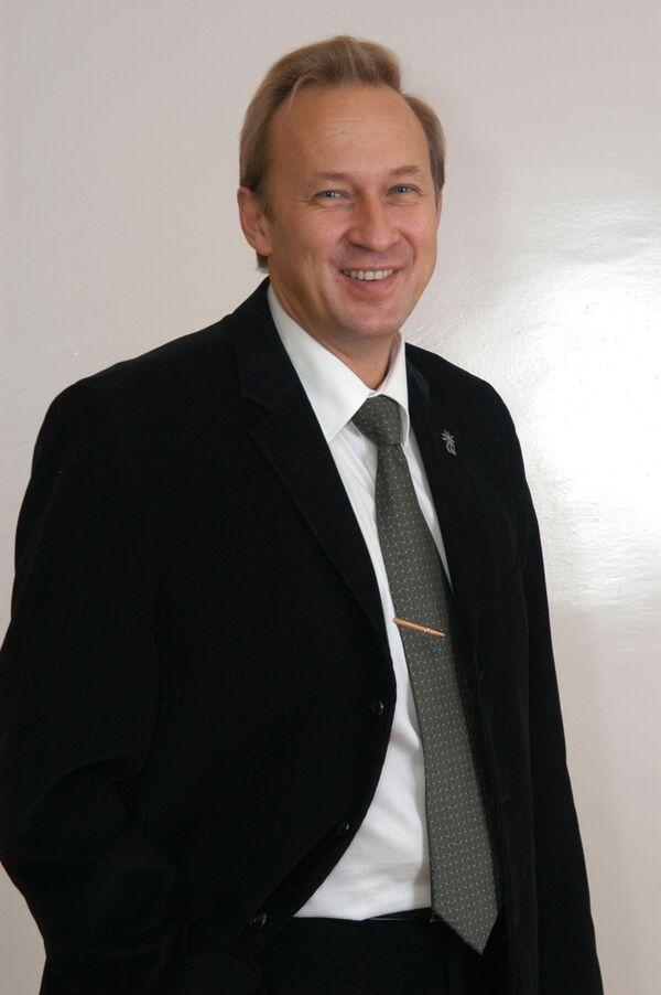 Ректор Новосибирского государственного медицинского университета Игорь Маринкин
