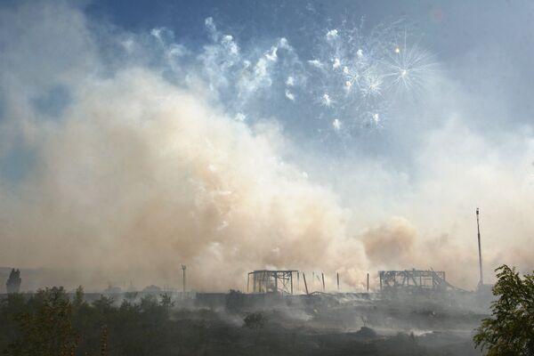 Взрывом в магазине пиротехники в Индии убило 32 человека