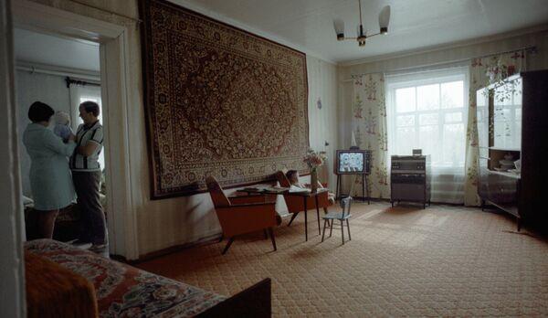 Рублевые цены на новые квартиры в Москве выросли с начала года на 13%. Архив