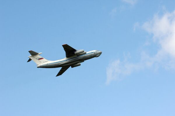 Российский оператор, которого не пустили на Украину, вылетел в Москву