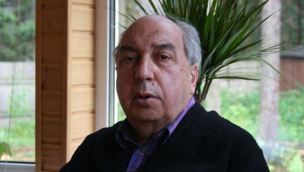 Академик Александр Чубарьян. Архивное фото