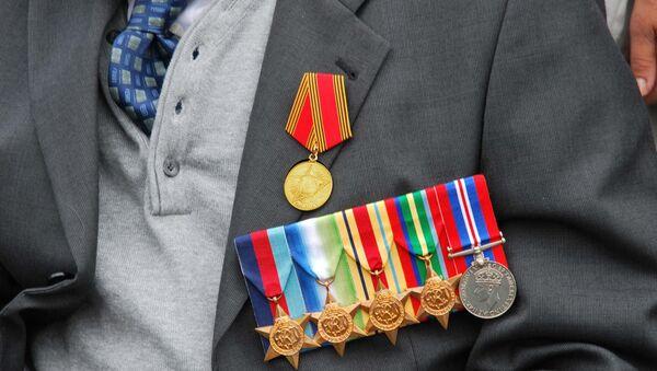 Участники северных конвоев. Архивное фото