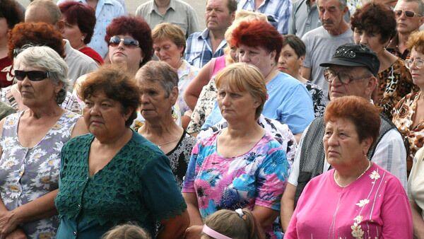 Каждый четвертый россиянин в возрасте от 60 лет болен диабетом