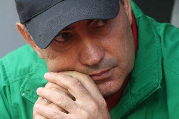 Главный тренер казанского Рубина Курбан Бердыев