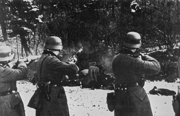 Суть версии о превентивном (упреждающем) характере войны Германии против СССР заключается в том, что в 1941 году якобы готовилось вторжение Красной Армии в Европу
