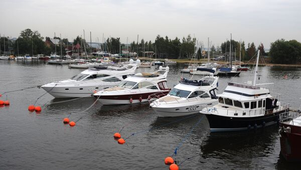 Арестованы четверо подозреваемых в контрабанде яхт в РФ