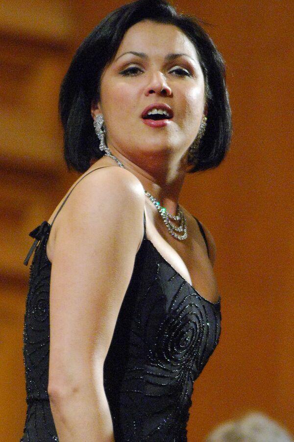 Нетребко: я просто певица – люблю музыку, публику и петь