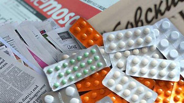 ФТС РФ: лекарства можно провозить через границу ТС без разрешений