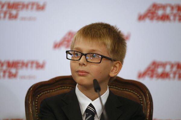 Пресс-конференция Руслана Байсарова в Москве
