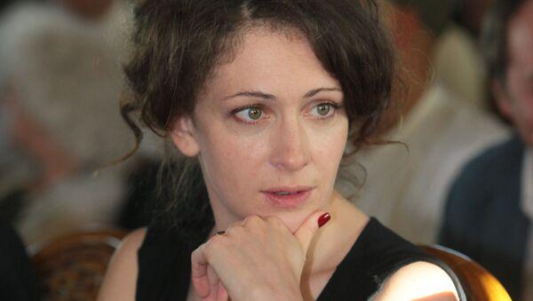 Ксения Раппопорт надеется на интересные сценарии в России